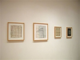 <b>robin miller</b> drawings <br>(checklist 29. - 32.)<br>[right-left]